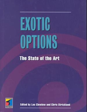 Exotic Options af L. Clewlow, Les Clewlow, C. Strickland