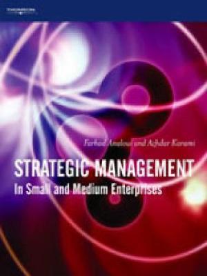 Strategic Management af Azhdar Karami, Farhad Analoui, Azdhar Karami