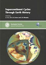 Supercontinent Cycles Through Earth History (GEOLOGICAL SOCIETY SPECIAL PUBLICATION)