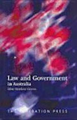 Law and Government in Australia af Matthew Groves