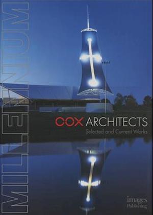 Bog, hardback Cox Architects af Images