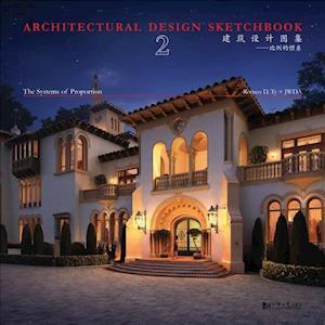 Bog, hardback Architectural Design Sketchbook af JWDA(Joseph Wong Design Associates)