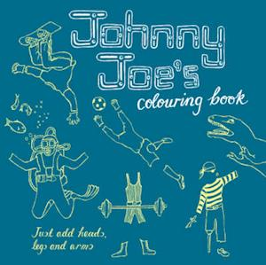 Johnny Joe's Colouring Book af Roz Streeten