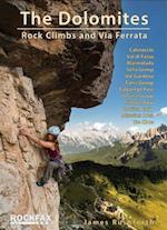 The Dolomites af James Rushforth