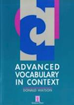 Advanced Vocabulary in Context af Donald Watson