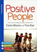 Positive People af Claire Watts, Tina Rae, Claire Moore