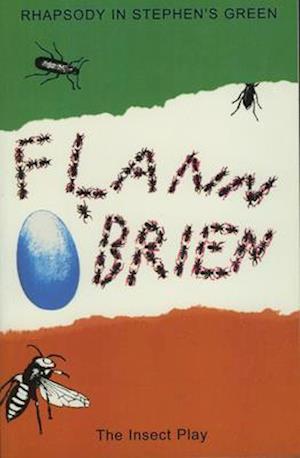 Bog, paperback Rhapsody in Stephen's Green af Flann O'Brien