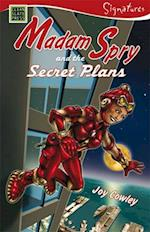Madam Spry and the Secret Plans
