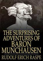 Surprising Adventures of Baron Munchausen af Rudolf Erich Raspe
