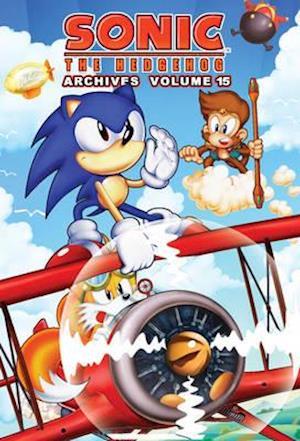Sonic the Hedgehog Archives 15 af Ian Flynn