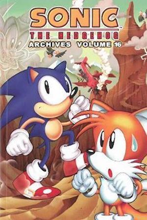 Sonic the Hedgehog Archives 16 af Ian Flynn, Patrick Spaziante, Ken Penders