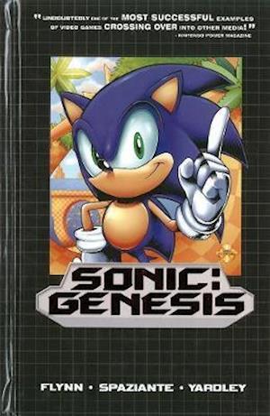 Sonic: Genesis af Ian Flynn