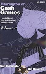 Harrington on Cash Games (nr. 2)