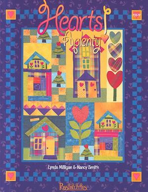Bog, paperback Hearts Aplenty af Lynda Milligan