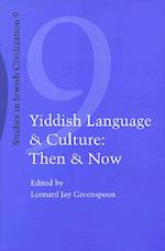 Yiddish Language and Culture af Philip M and Ethel Klutznick Chair In Je, Creighton University