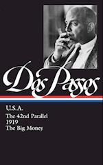 U.S.A. af Townsend Ludington, Daniel Aaron, John Dos Passos