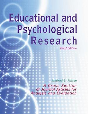 Educational and Psychological Research af Mildred L Patten