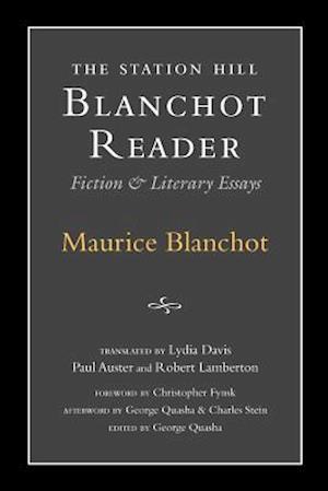 The Station Hill Blanchot Reader af Robert Lamberton, Maurice Blanchot, Paul Auster