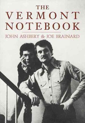 Bog, paperback The Vermont Notebook af John Ashbery