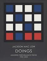 Jackson Mac Low af Jackson Mac Low