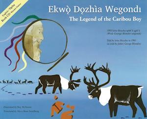 Bog, paperback The Legend of Caribou Boy af John Blondin