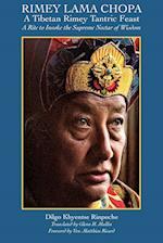 Rimey Lama Chopa af Dilgo Khyentse