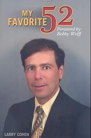 My Favorite 52 af Larry Cohen