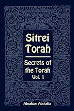 Sitrei Torah, Secrets of the Torah, Vol. 1 af Abraham Abulafia