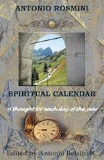 Spiritual Calendar (Writtings of Blessed Antonio Rosmini, nr. 4)