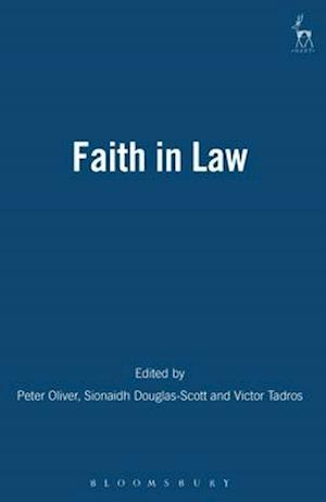 Faith in Law af Peter Oliver