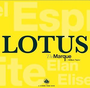 Lotus the Marque af William Taylor