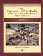 Investigations in Sanday, Orkney af John Hunter