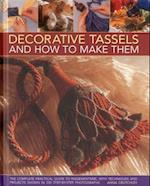Decorative Tassels and How to Make Them af Anna Crutchley