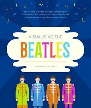 Bog, paperback Visualising the Beatles af John Pring