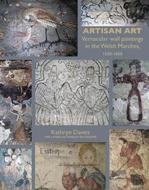 Bog, hardback Artisan Art af Kathryn Davies