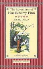 The Adventures of Huckleberry Finn af Mark Twain, Peter Harness