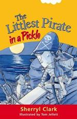 The Littlest Pirate in a Pickle af Sherryl Clark, Tom Jellett