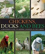 Chickens, Ducks and Bees af Paul Peacock