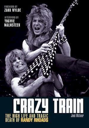 Crazy Train af Zakk Wylde, Joel McIver