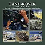 Land Rover Series I, II, IIA & III af James Taylor