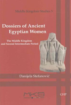 Bog, hardback Dossiers of Ancient Egyptian Women