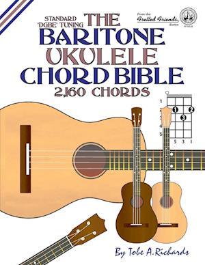 The Baritone Ukulele Chord Bible af Tobe A. Richards