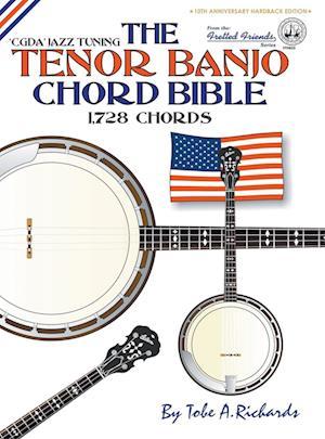 Bog, hardback The Tenor Banjo Chord Bible af Tobe A. Richards