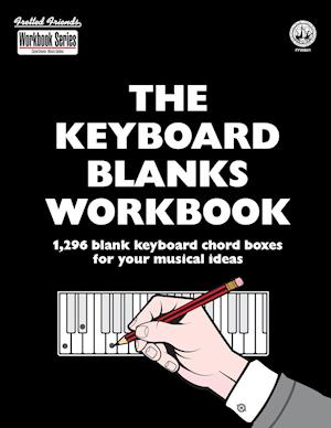 The Keyboard Blanks Workbook af Tobe A. Richards
