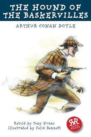 The Hound of the Baskervilles af Arthur Conan Doyle, Tony Evans, Felix Bennett