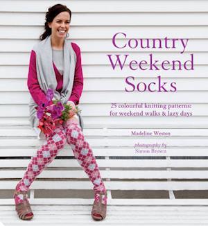 Country Weekend Socks af Madeline Weston