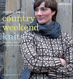Country Weekend Knits af Madeline Weston