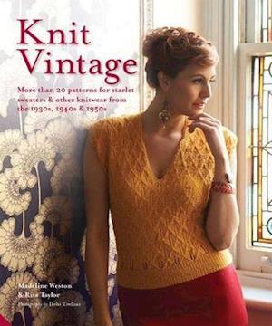 Knit Vintage af Madeline Weston