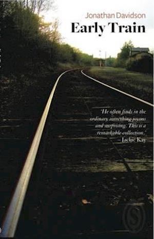 Bog, paperback Early Train af Jonathan Davidson