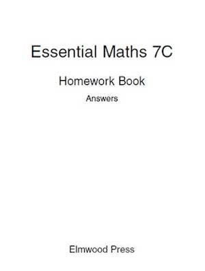 Essential Maths 7c Homework Book Answers af David Rayner, Michael White